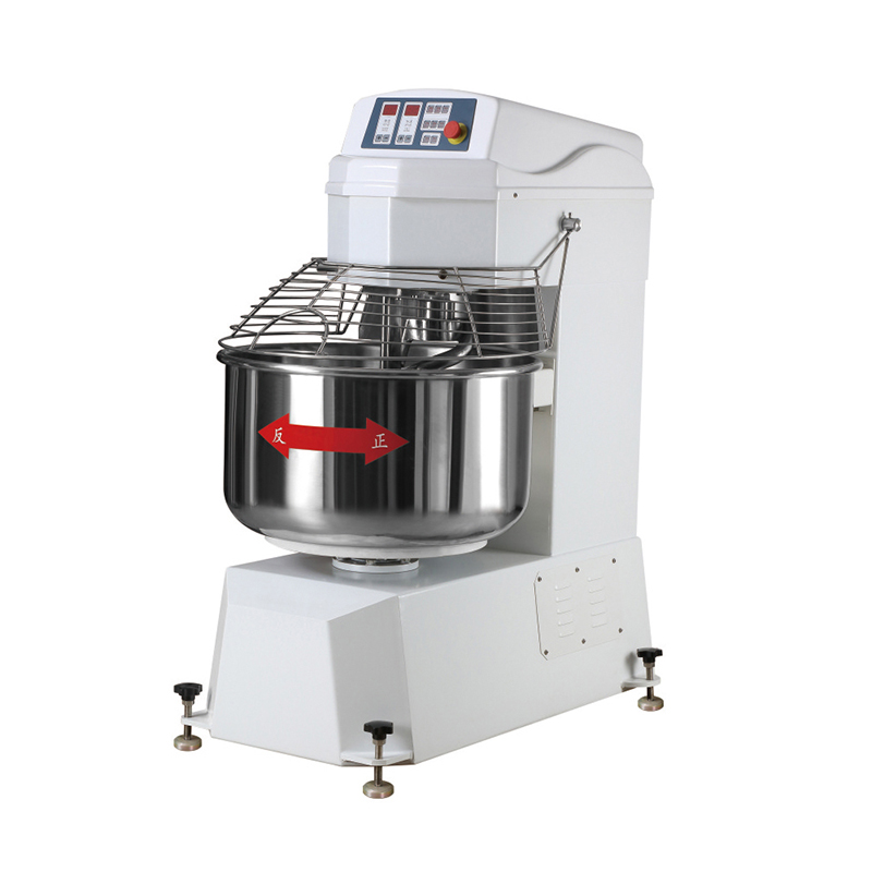 BDJ-100 100KG Stainless Steel Spiral Mixer For Baguette