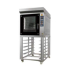 BD-8G 8 Trays Stainless Steel Gas Convection Oven For Bread