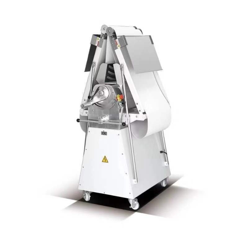 BDQ-380C Electric Vertical Dough Sheeter For Pizza