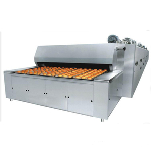 BDS-14QJZ Air Centralized Gas 2 Trays Tunnel Oven For Cookie